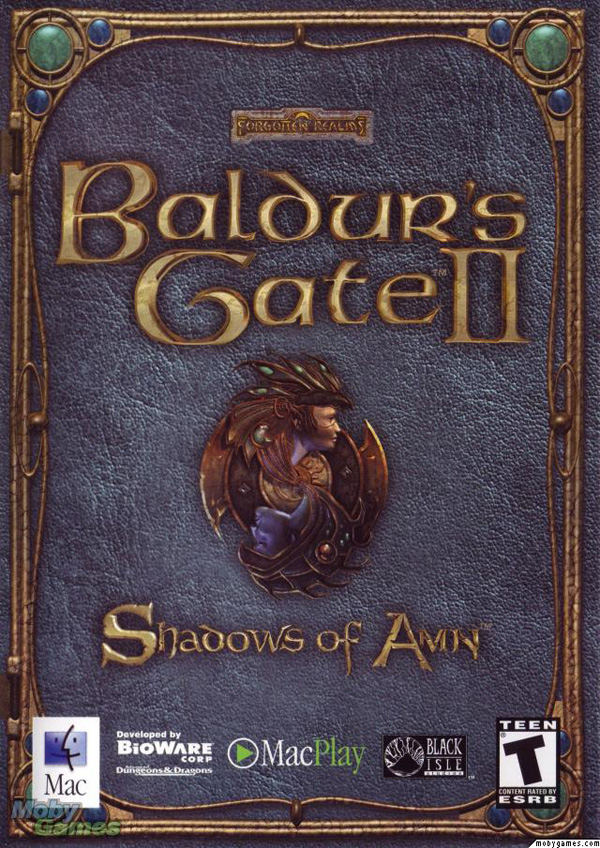 Poster Baldur's Gate 2: Enhanced Edition (2013) PC | RePack от xatab