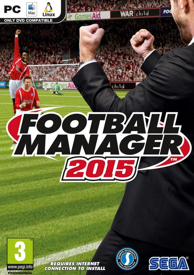 Poster Football Manager 2015 [v 15.1.3] (2014) PC | RePack от xatab