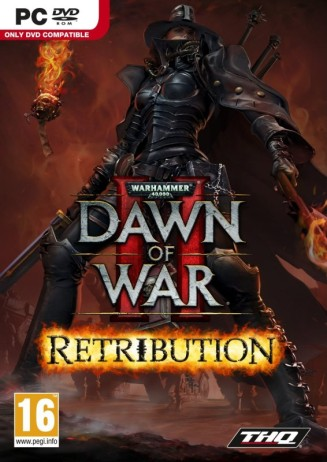 Poster Warhammer 40,000: Dawn of War II: Retribution - Complete Edition (2011) PC | RePack от xatab
