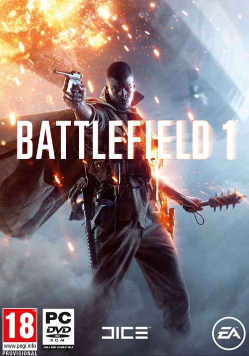 Poster Battlefield 1: Digital Deluxe Edition [Update 3] (2016) PC | RiP от xatab