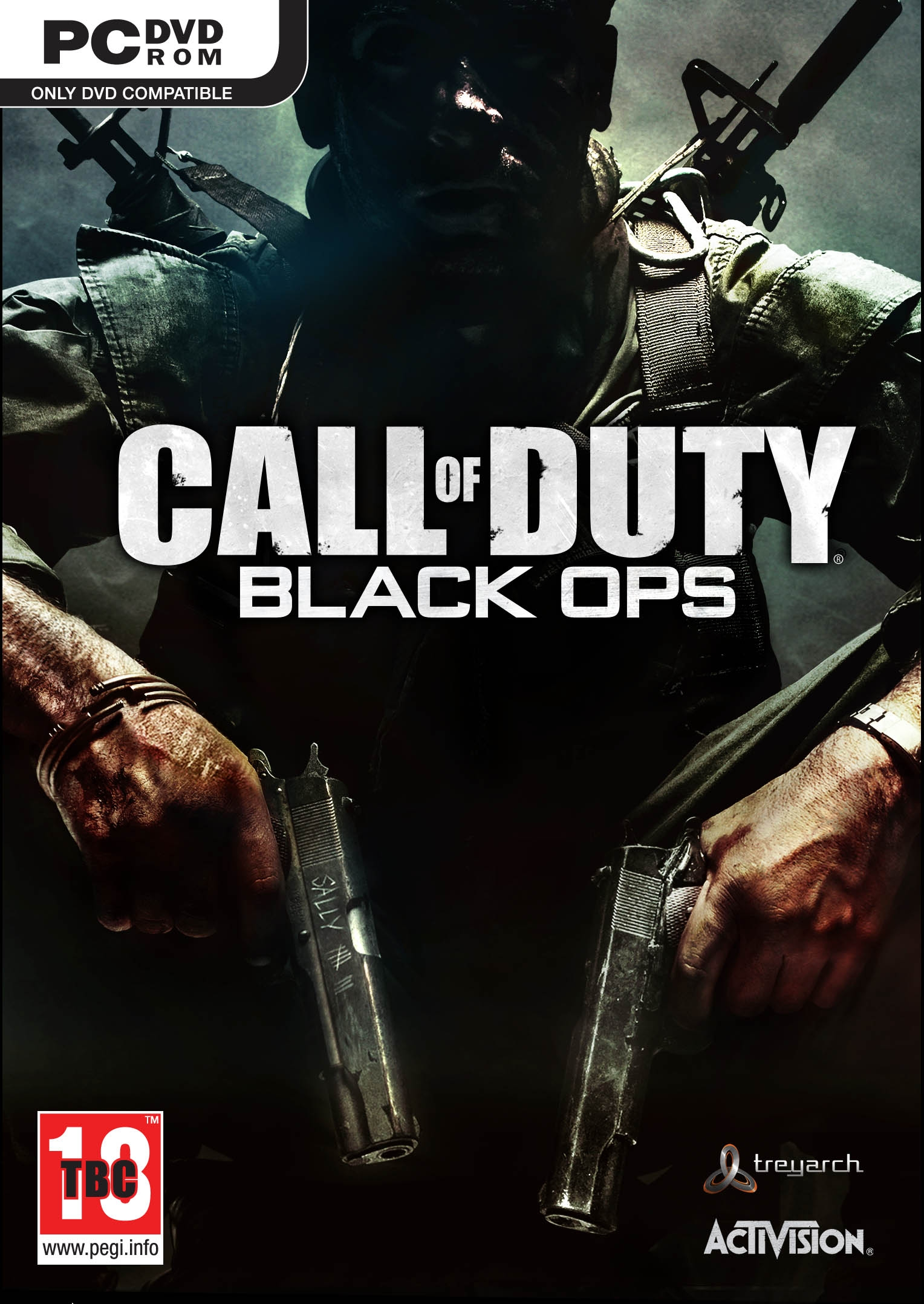 Poster Call of Duty: Black Ops - Collection Edition (2010) PC | RePack от xatab