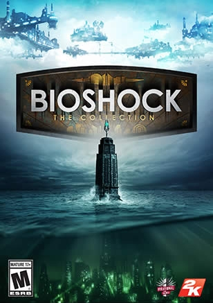 Poster BioShock Remastered: Collection (2016) PC   RePack от xatab
