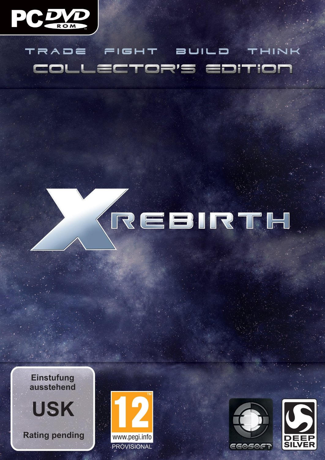 Poster X Rebirth: Collector's Edition [v 4.1 + 2 DLC] (2013) PC | RePack от xatab