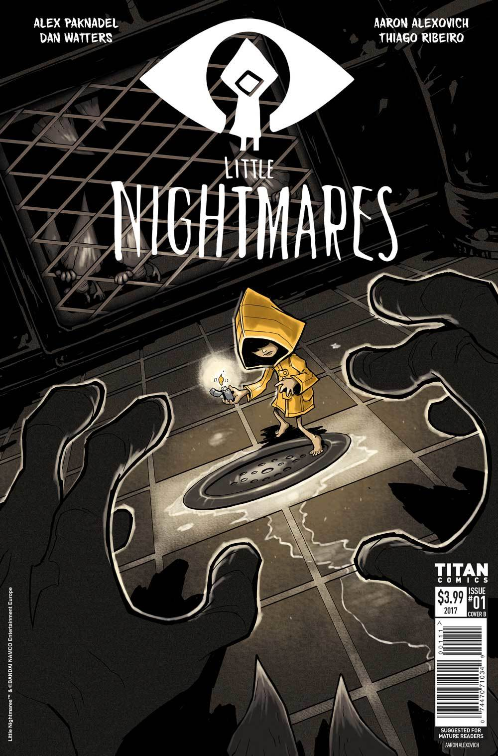 Poster Little Nightmares: Complete Edition (2017) PC   Repack от xatab