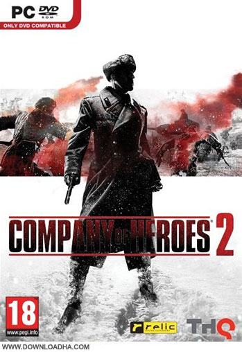 Poster Company of Heroes 2: Master Collection [v 4.0.0.21863 + DLC's] (2014) PC | RePack от xatab