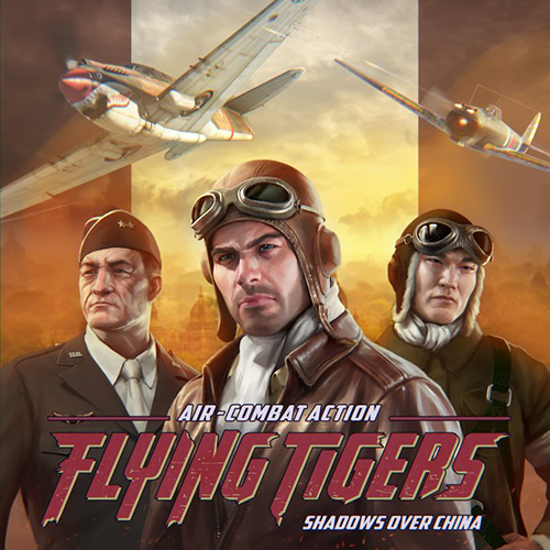 Обложка Flying Tigers: Shadows Over China - Deluxe Edition (2017) PC | RePack от xatab