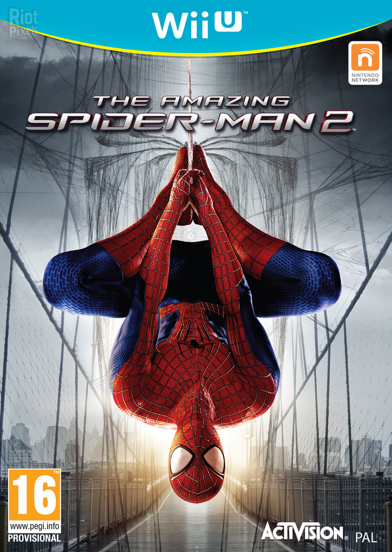Poster The Amazing Spider-Man 2 Bundle (2014) РС | RePack от xatab