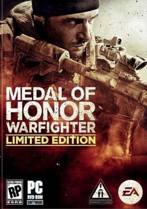 Poster Medal of Honor: Warfighter - Limited Edition (2012) PC | Repack от xatab