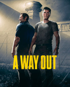 Poster A Way Out (2018) PC | Repack от xatab