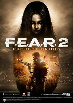Poster F.E.A.R. 2: Project Origin + Reborn (2009) PC | Repack от xatab