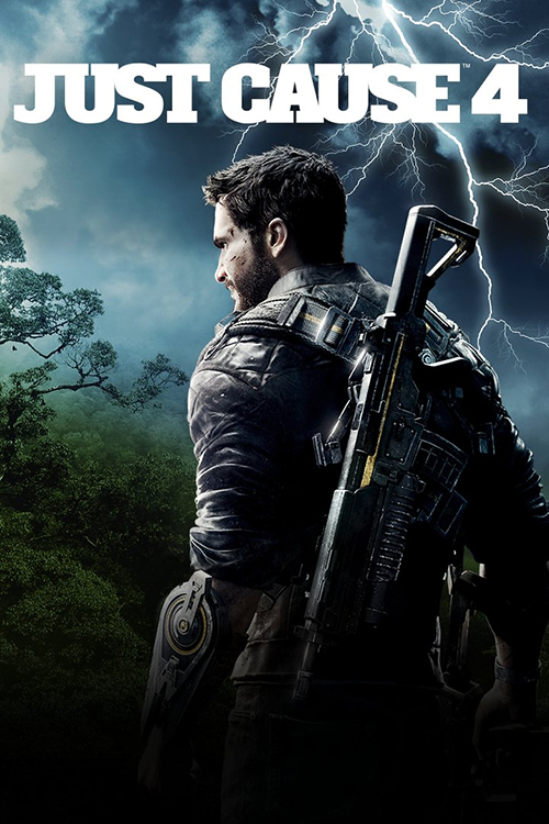 Poster Just Cause 4: Gold Edition (2018) PC   Repack от xatab