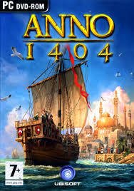 Poster Anno 1404: Gold Edition (2009) PC   RePack от xatab