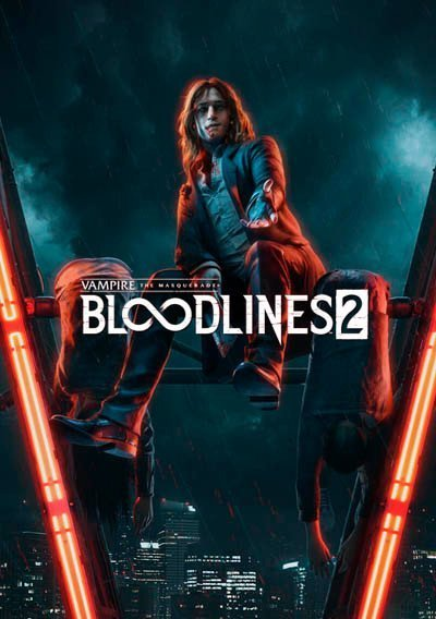 Poster Vampire The Masquerade - Bloodlines 2