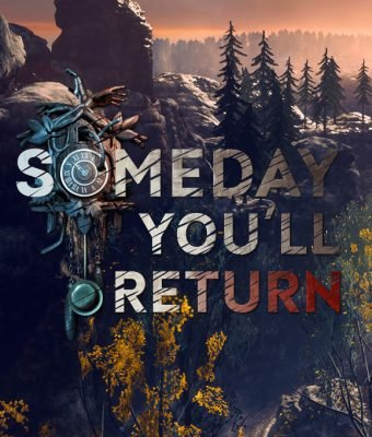 Poster Someday You'll Return
