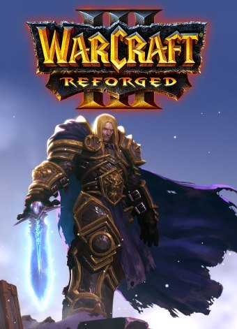 Poster Warcraft 3 Reforged