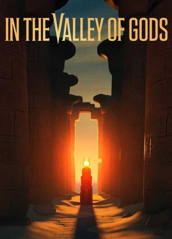 Poster In The Valley of Gods