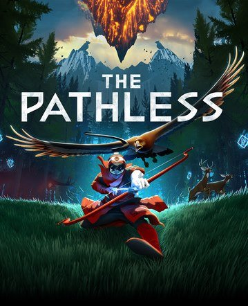 Poster The Pathless