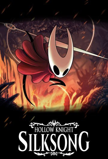 Poster Hollow Knight: Silksong