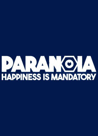 Poster Paranoia: Happiness is Mandatory