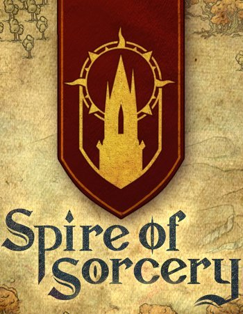 Poster Spire of Sorcery