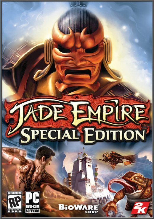 Poster Jade Empire Special Edition (2005) скачать торрент RePack от xatab