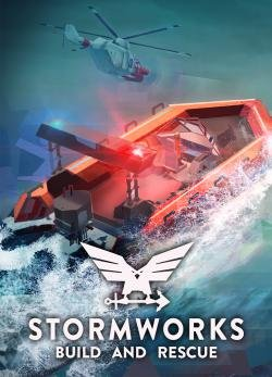 Poster Stormworks: Build and Rescue v.0.10.15 [Portable] (Early Access) скачать торрент Лицензия