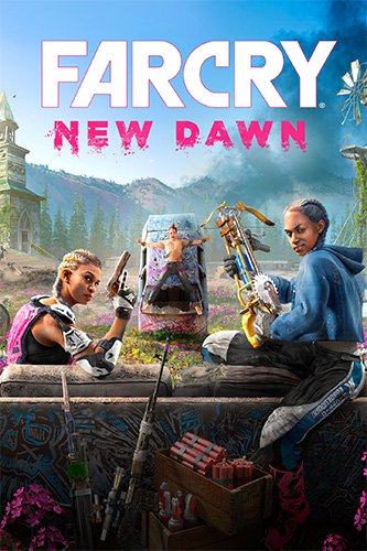 Poster Far Cry New Dawn - Deluxe Edition [v. 1.0.5] (2019) скачать торрент RePack от xatab