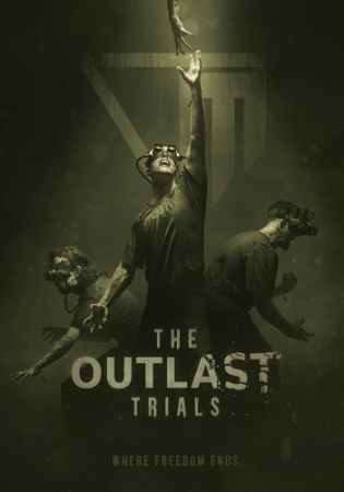 Poster The Outlast Trials