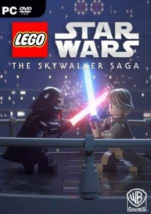 Poster LEGO STAR WARS: THE SKYWALKER SAGA СКАЧАТЬ ТОРРЕНТ